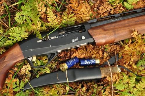 Охотничье ружье мр 155