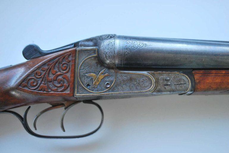 ружье ИЖ 49