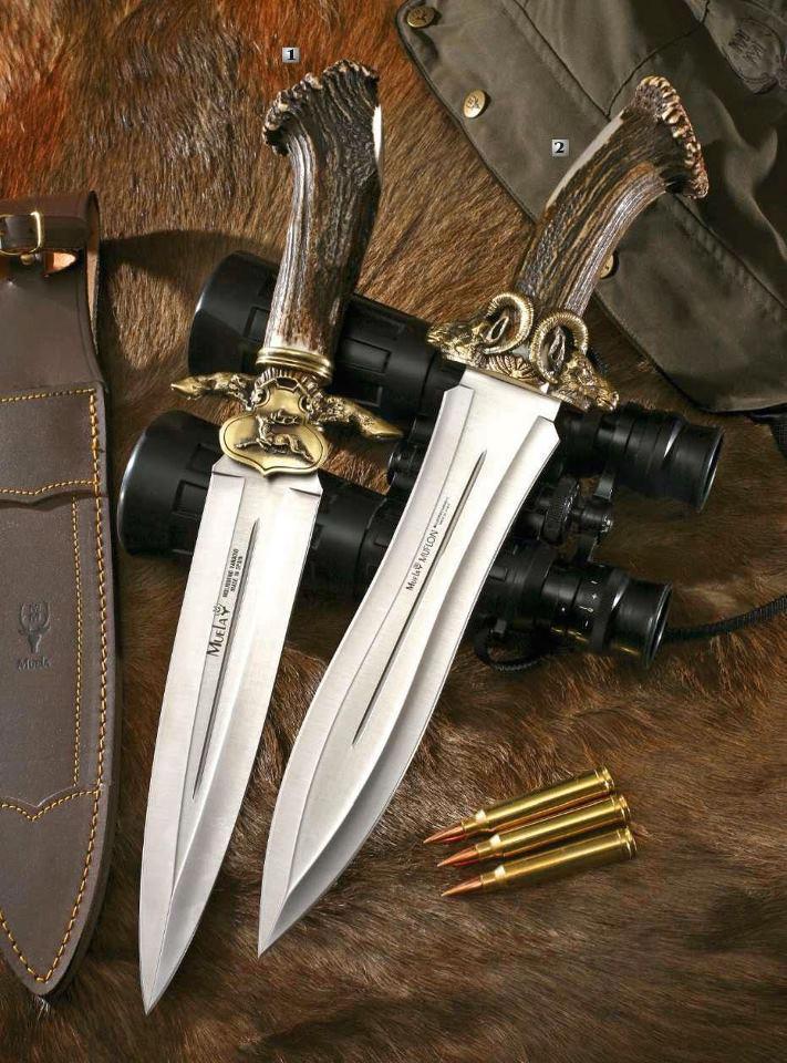 Как правильно выбрать охотничий нож