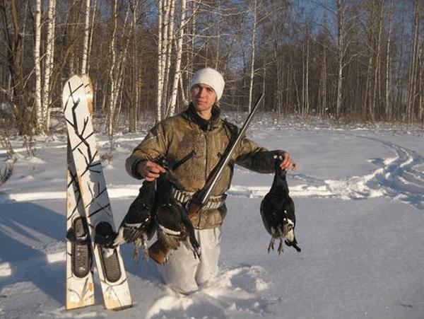 Правила охоты на боровую дичь