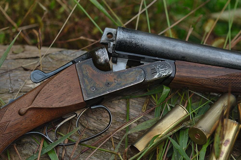 ИЖ-54: ружье 12 калибра