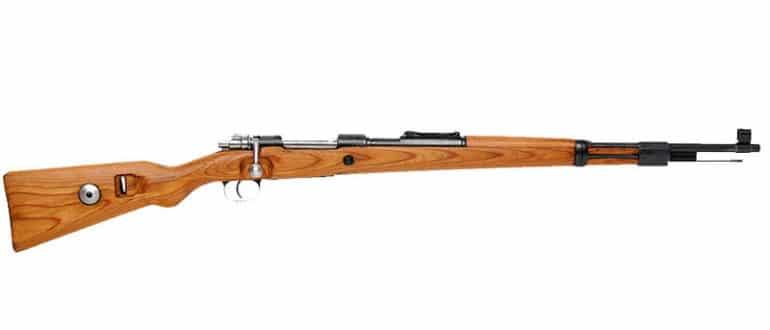Охотничье ружье Маузер 98