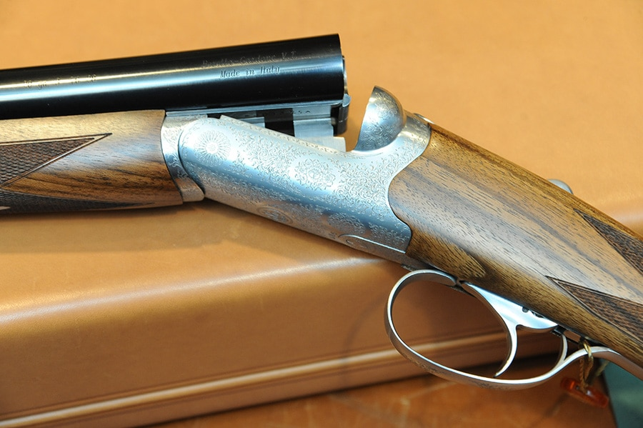 Beretta 486 Parallelo: итальянская двустволка высшего класса