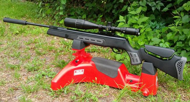 Обзор самой популярной пневматической винтовки Hatsan 125