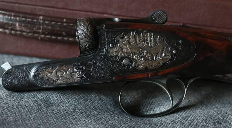 МЦ-111: редкое и дорогое охотничье ружьё