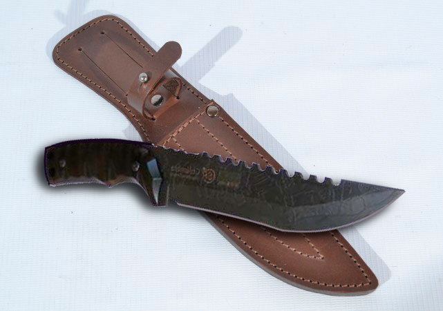 Лучшие охотничьи ножи