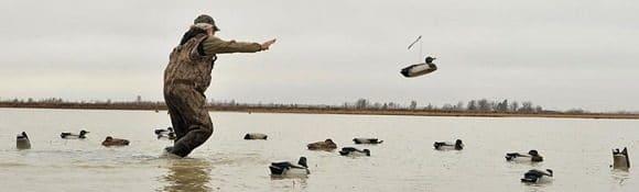 Весенняя охота на уток