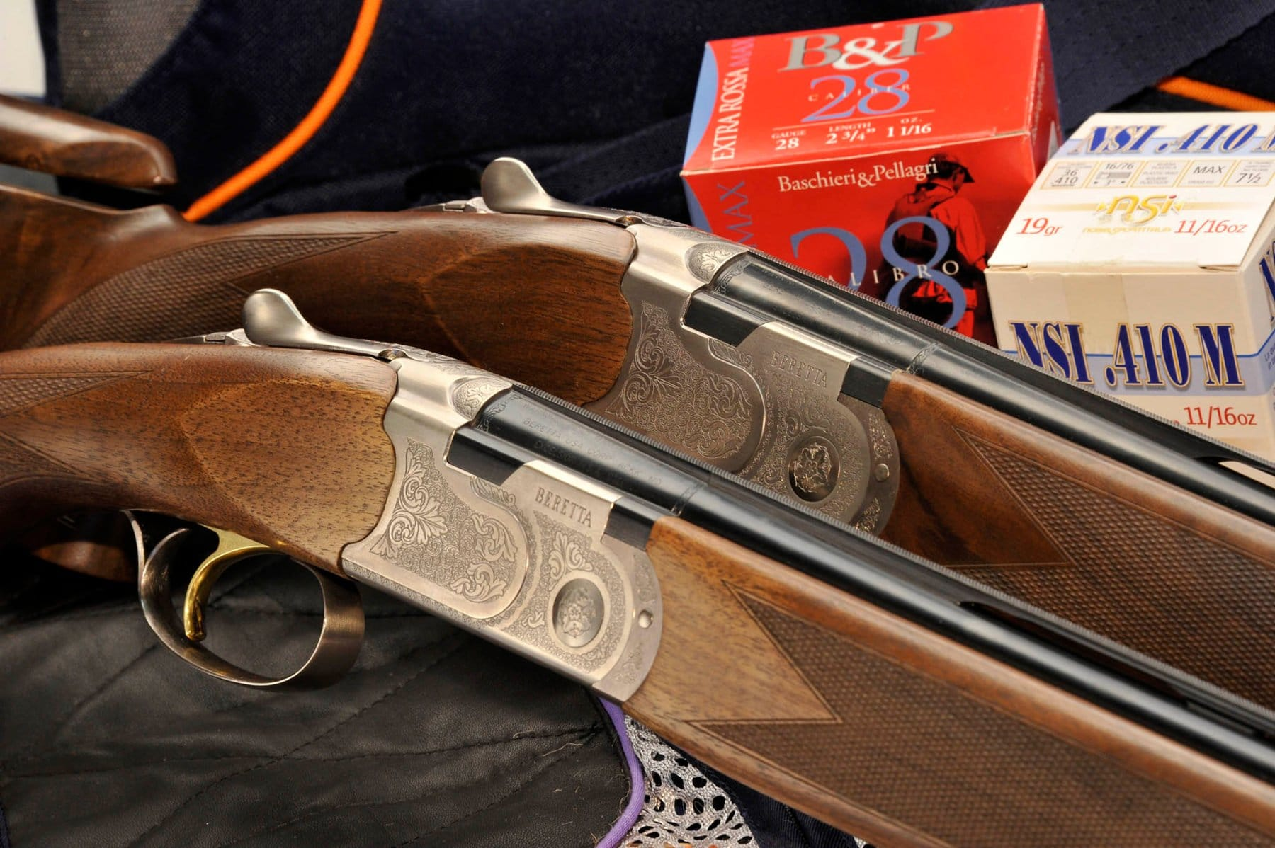 Beretta 686 Silver Pigeon1 или Benelli 828U Black: кто лучше?