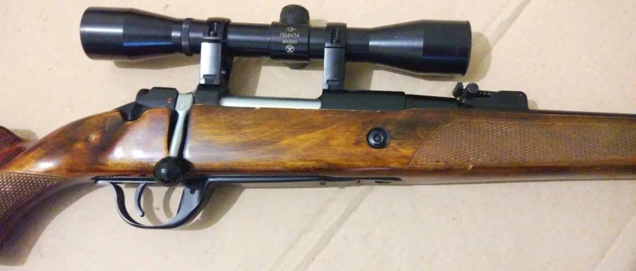 Охотничий карабин Лось - 4: простой и надёжный