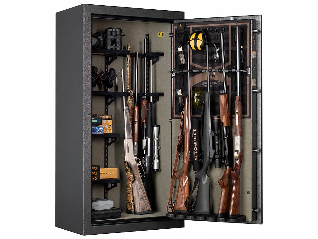 охотничий шкаф