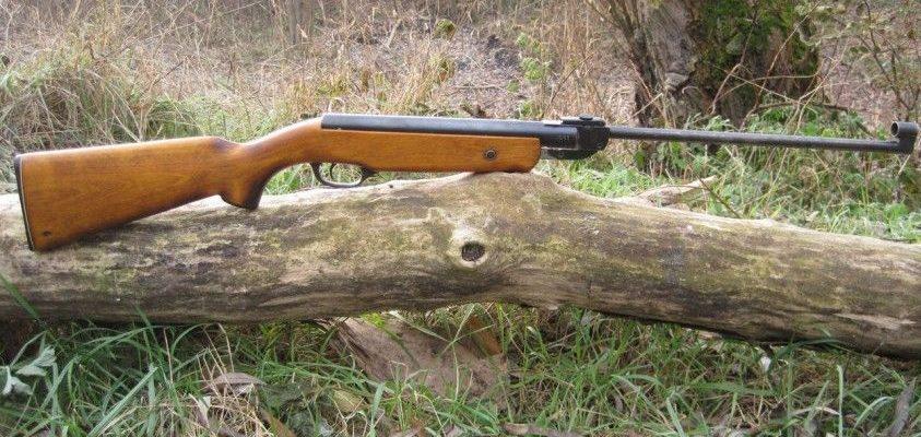 винтовка ИЖ-38