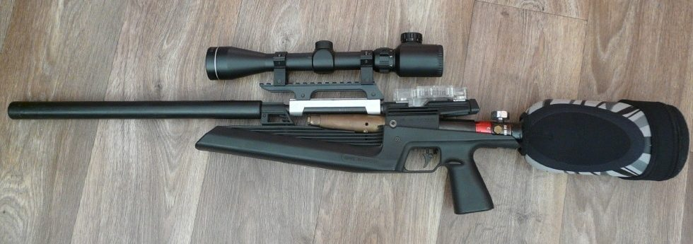 винтовка ИЖ-60