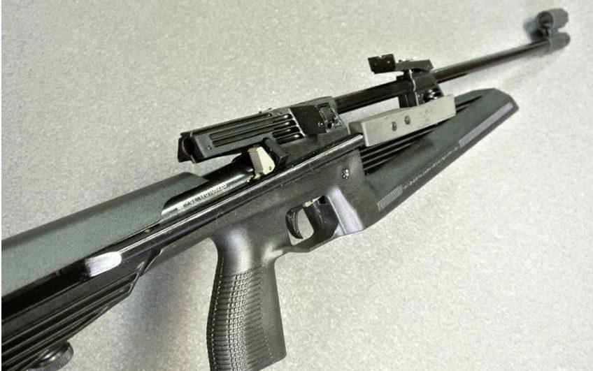 винтовка ИЖ-61