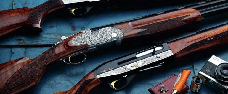 импортное охотничье оружие