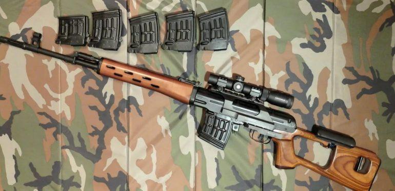 Карабин Тигр-5