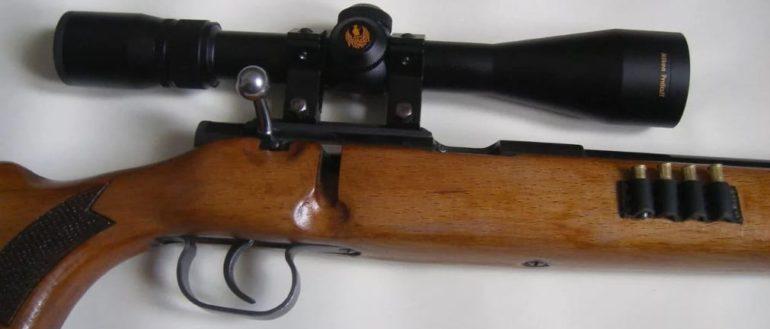 малокалиберная винтовка ТОЗ-12