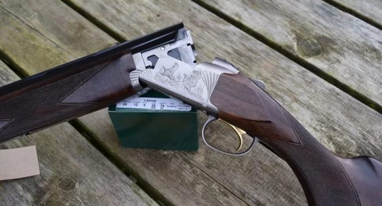 Ружье BROWNING B725 HUNTER