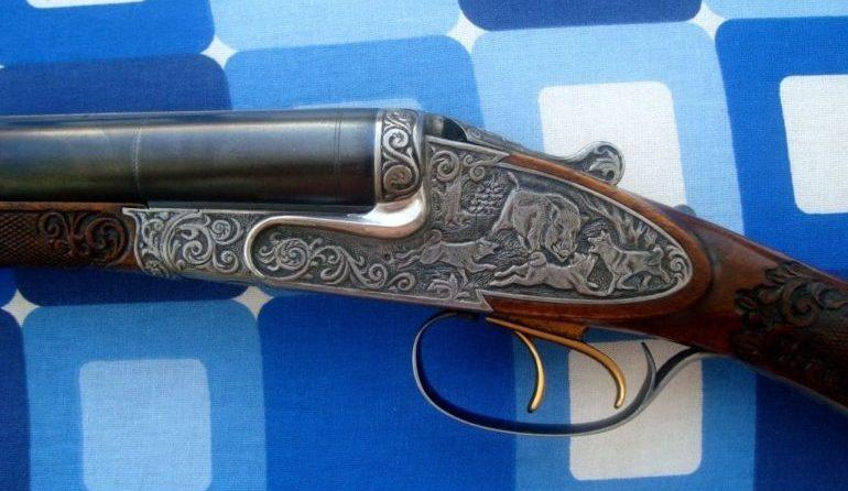 Ружье ИЖ-58 750 мм
