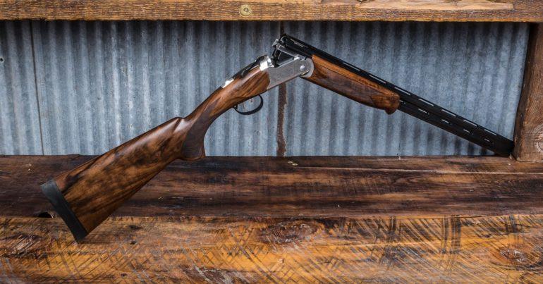 Ружье Stevens 555 E