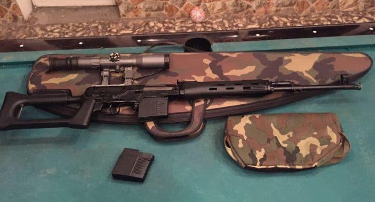 Карабин Тигр-30-06
