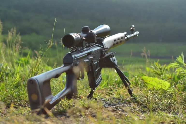 винтовкаТигр