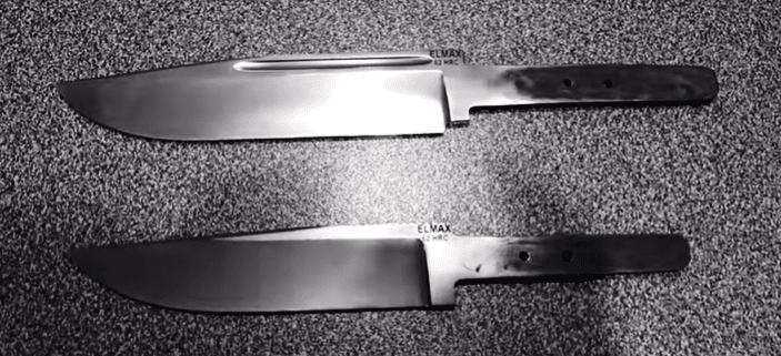 Сталь клинка для ножа
