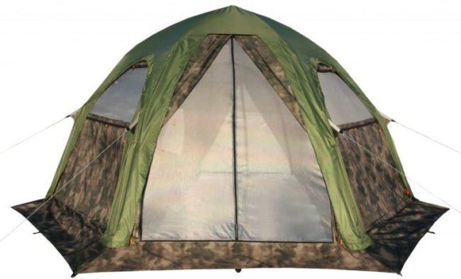 палатка зонтичного типа