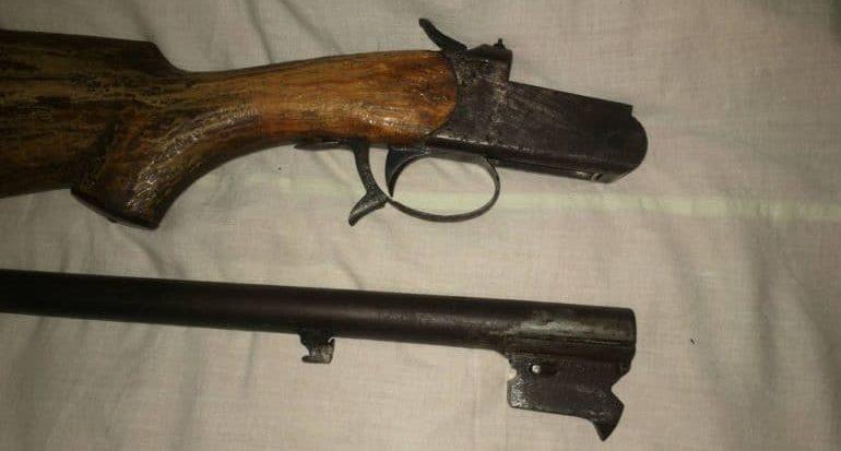 Ружье ИЖ 17