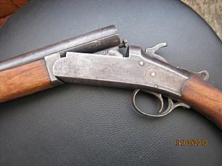 Ружье ИЖ 5