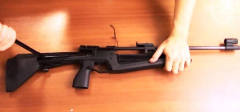 Пневматическая винтовка МР 60