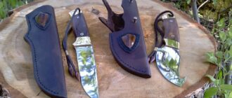 ножи для разделки туши животных