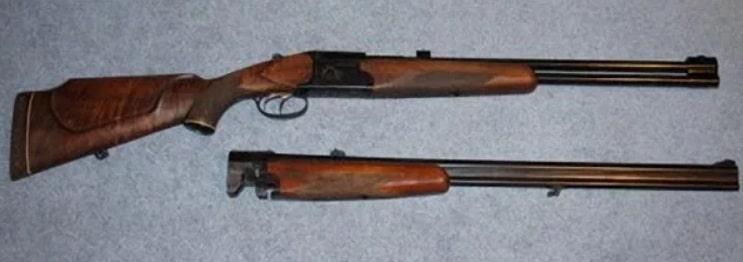 ружье ИЖ -15