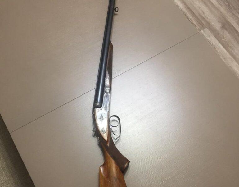 ружье ИЖБ-36