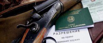 закон об оружии
