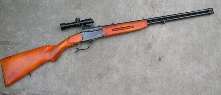 Охотничье ружье Олень